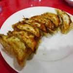 北京飯店煎餃