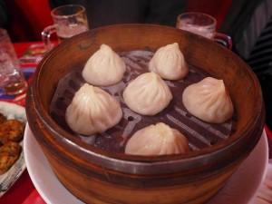 上海食亭小籠包