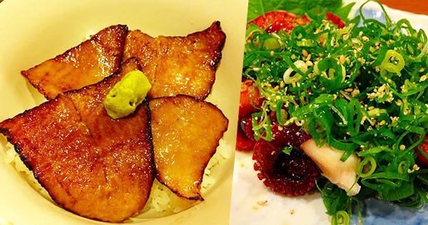 惠美須町的居酒屋『Maruki(まるき)』的極品牛肩肉蓋飯!