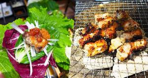 野菜村元氣韓式烤肉