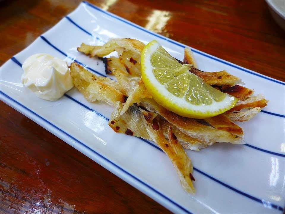 燒烤蝶魚翅