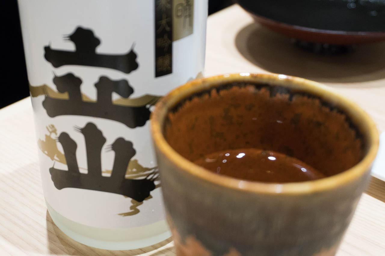 立山日本清酒