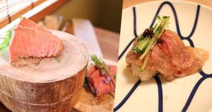 福島-燒肉壽司