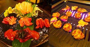 雞肉燒烤-SAJI