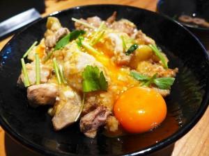 炭火燒烤雞 聖親子丼