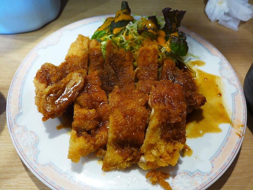 白飯、味噌湯無限供應吃到飽! 東大阪『浪花食堂(なにわ食堂)』