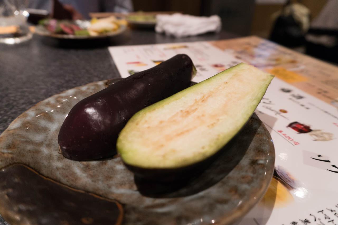大阪近江牛燒肉AFUMI亭-茄子