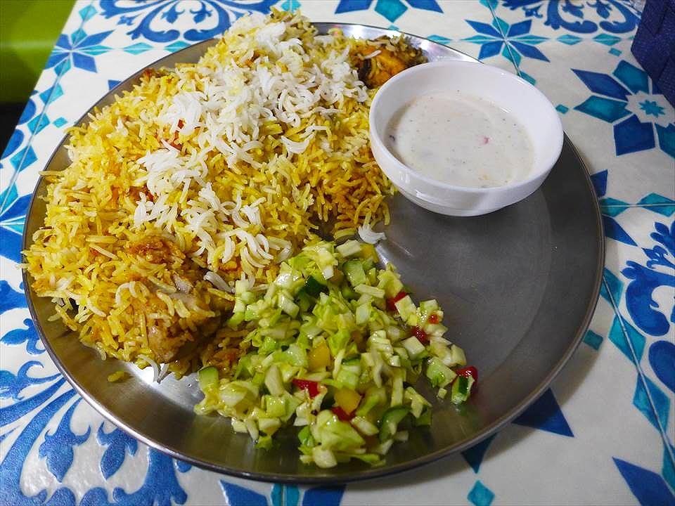 在心齋橋品嘗巴基斯坦料理! 必點美食「印度香飯」! 『ALI'S KITCHEN』