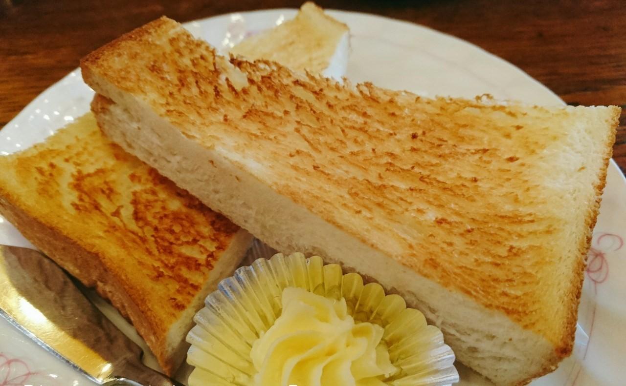 昭和町『Coffee House 再會』 第一次來卻有懷念感覺的早餐