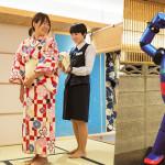 大阪廣場酒店plaza-hotel免費和服體驗