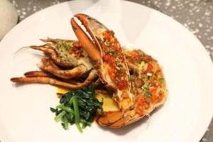 熱香森中華料理龍蝦