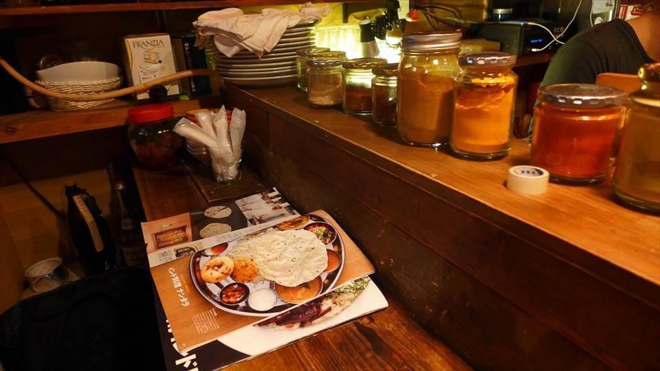 在難波中心有這麼好吃的午餐咖哩真是太令人高興了…!! 『Spice Curry Low Down(スパイスカリー Low Down)』