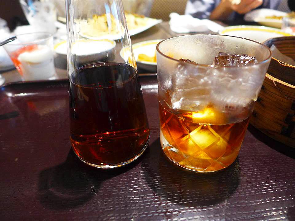 大阪港式餐廳銀座Aster 麵點廳-紹興酒