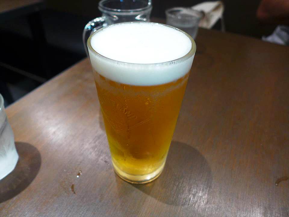 Khaos Spice Dinner-生啤酒