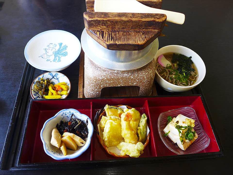 和歌山麵屋 喜幸-雞魚釜飯定食