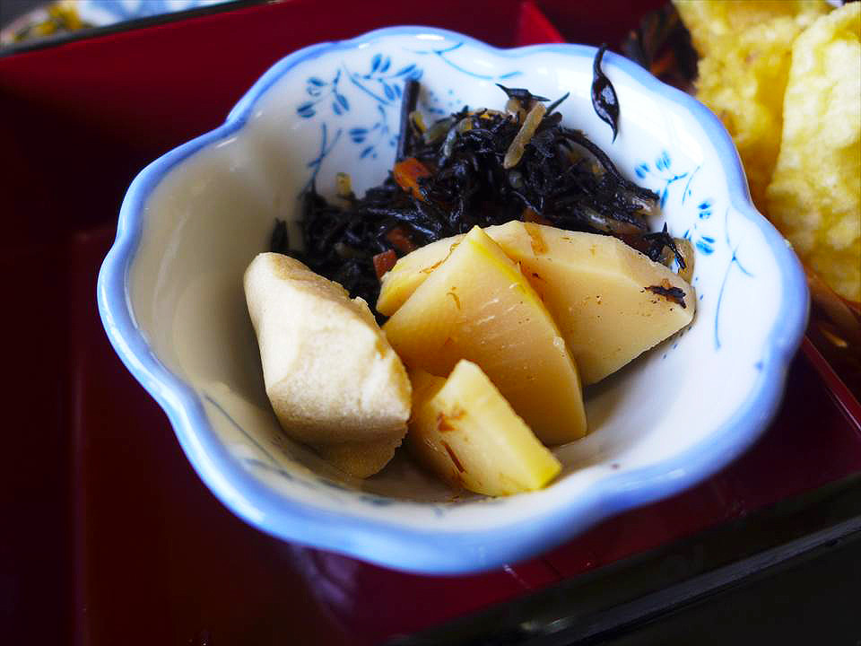 和歌山麵屋 喜幸-燉菜