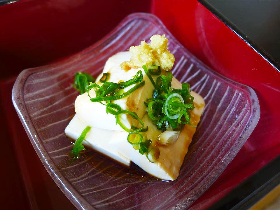和歌山麵屋 喜幸-豆腐