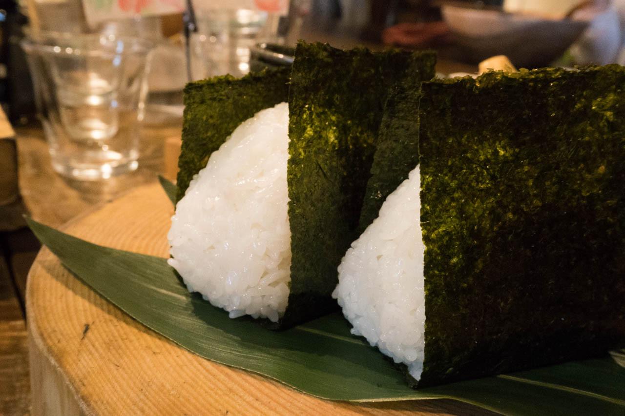 福島『kei(繼)』的釜炊飯糰午餐,每咬一口都心暖暖!