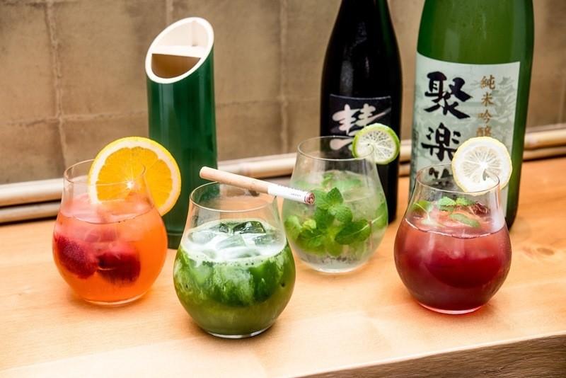 京都天婦羅PUB勝天-蘭姆調酒