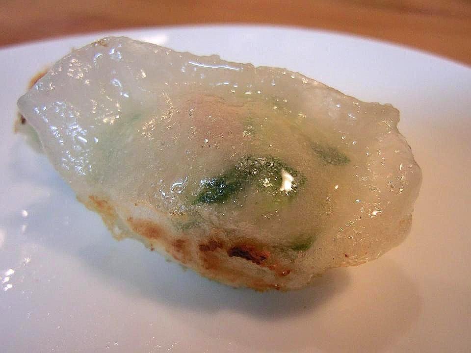 大阪中國家庭料理 溢彩流香-水晶煎餃