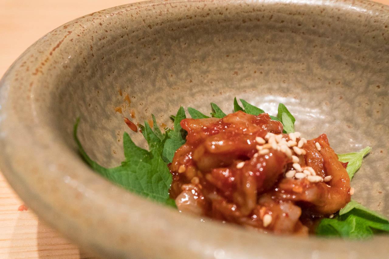 韓式辣魚腸