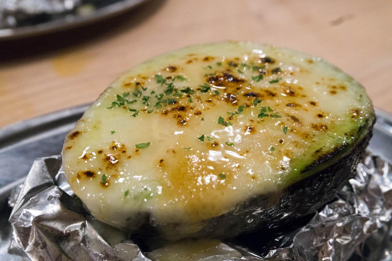 尼崎日式炒麵中心-焗烤酪梨