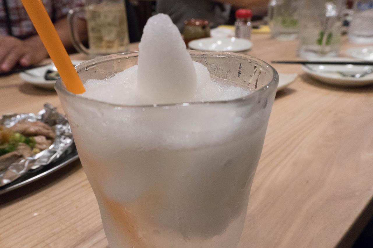 尼崎日式炒麵中心-檸檬汽水冰沙