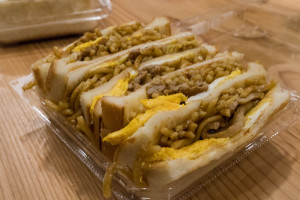 尼崎日式炒麵中心炒麵三明治