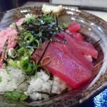 鐵火鮪魚生魚丼飯