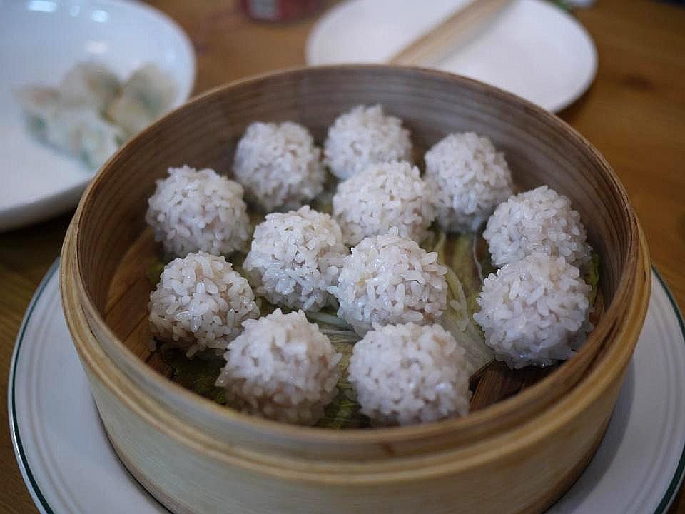 大阪中國家庭料理 溢彩流香-珍珠燒賣