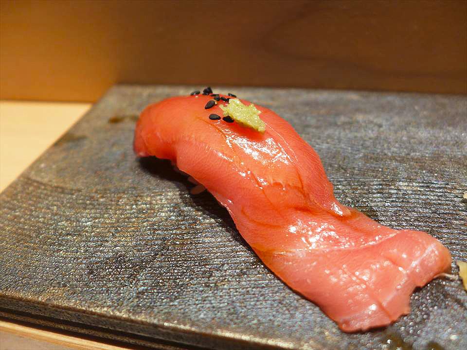 鮪魚中腹肉