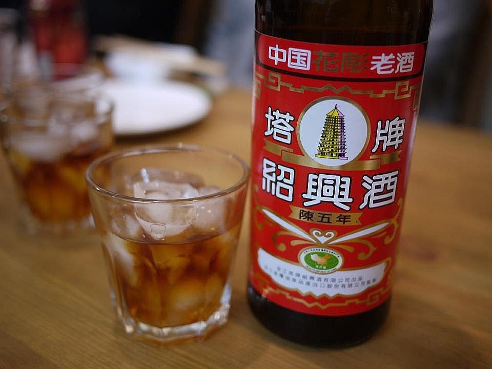 大阪中國家庭料理 溢彩流香-紹興酒