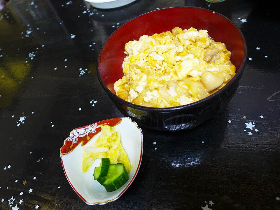 大阪讚岐烏龍麵讚岐一番-親子丼