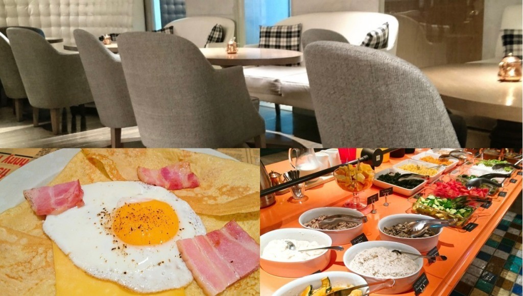 沙拉吃到飽,飲料無限暢飲!在難波『TABLES CAFE(タブレスカフェ)』吃可麗餅早餐!