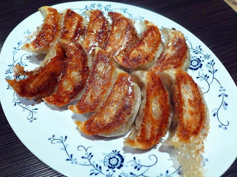 令人著迷的香酥外皮與多汁內餡!大正『餃子酒飯 大阪王 大正店』