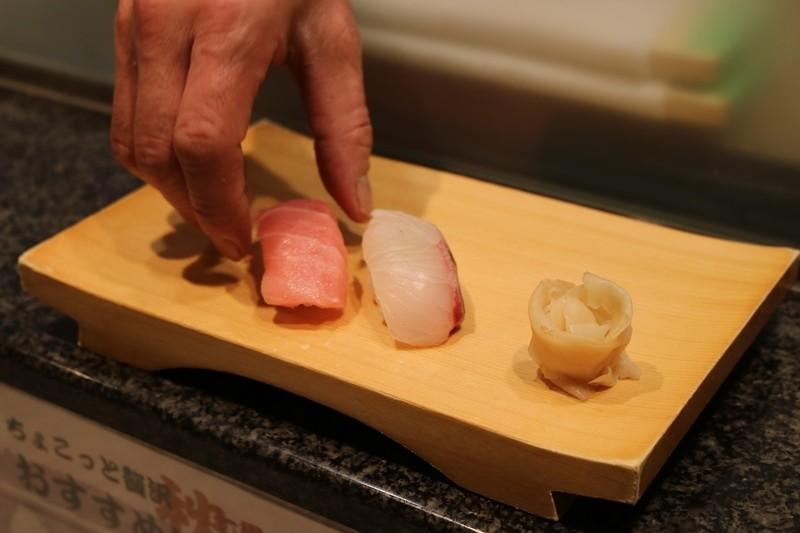 使用當天進貨的新鮮食材,由職人手捏的握壽司!可以以實惠價格吃到的好地方♪ 梅田・京都『寿司処 喜与丸』