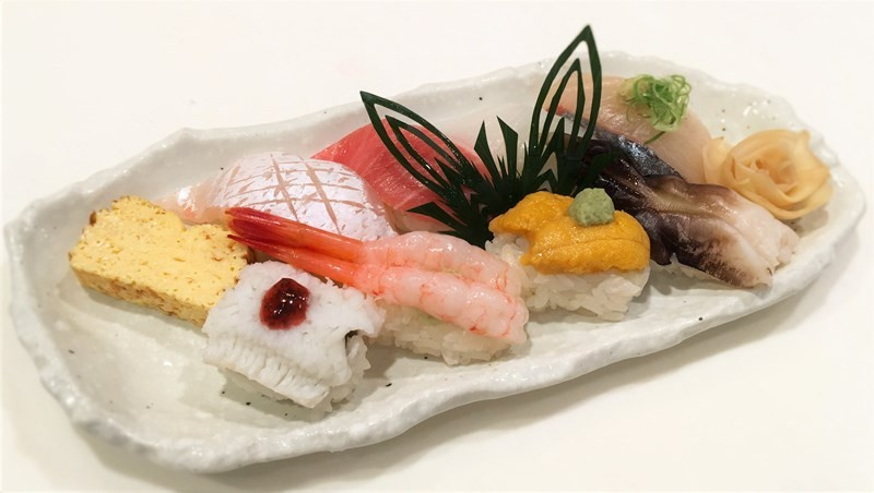 特上握壽司