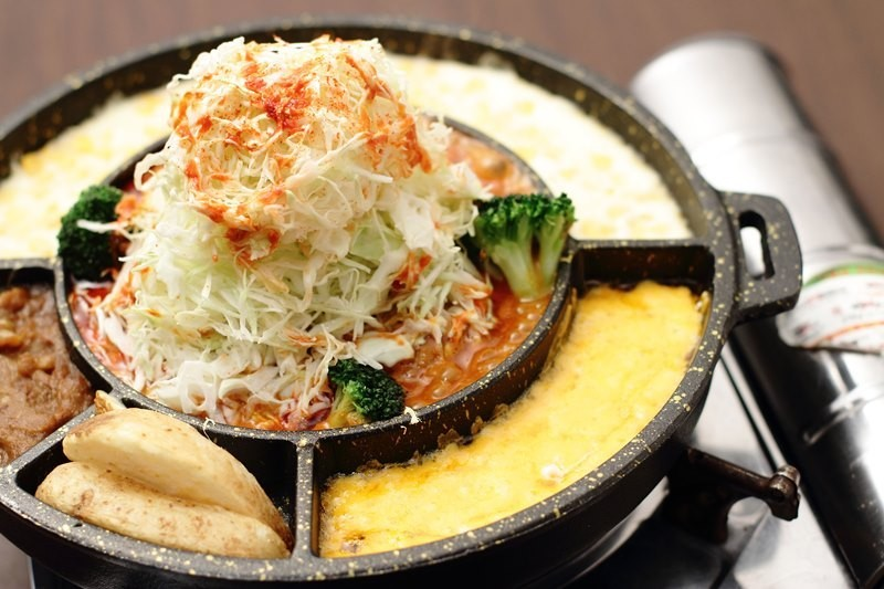 韓式起司炒雞