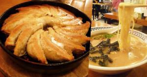 博多鐵鍋煎餃