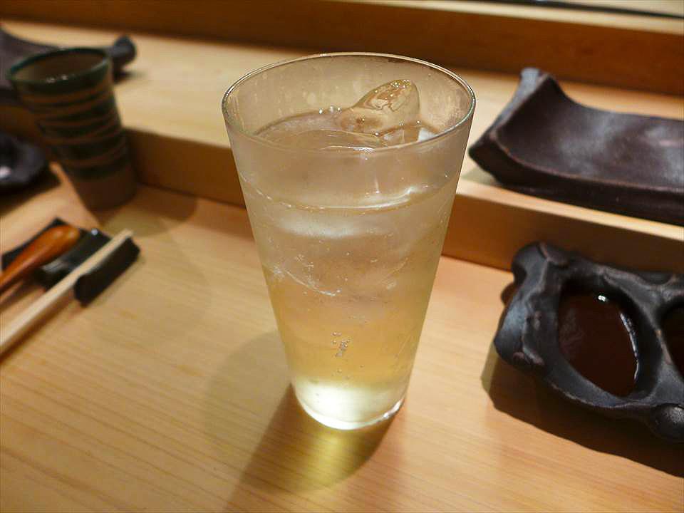 威士忌蘇打調酒