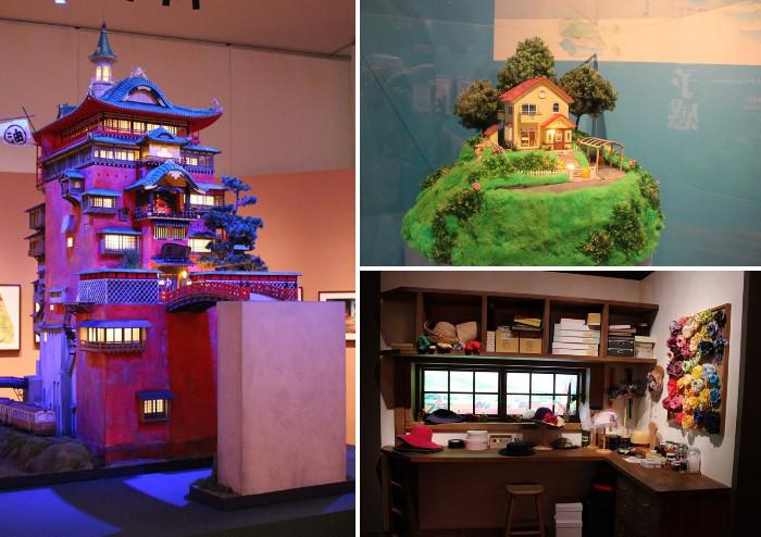 """【已結束】展示大批『吉卜力工作室』的""""珍寶""""!「吉卜力立體建造物展(ジブリの立体建造物展)」在『阿倍野HARUKAS美術館(あべのハルカス美術館)』隆重登場"""