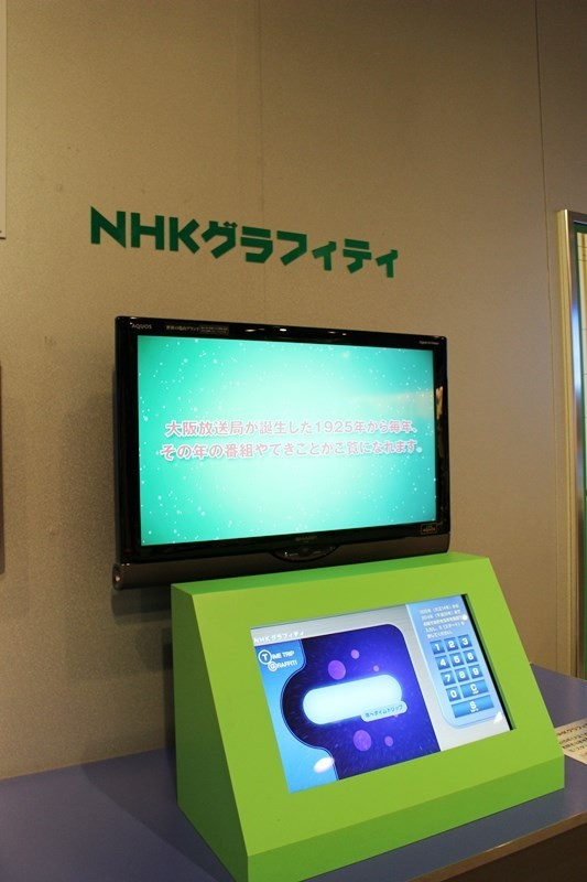 NHK Graffiti