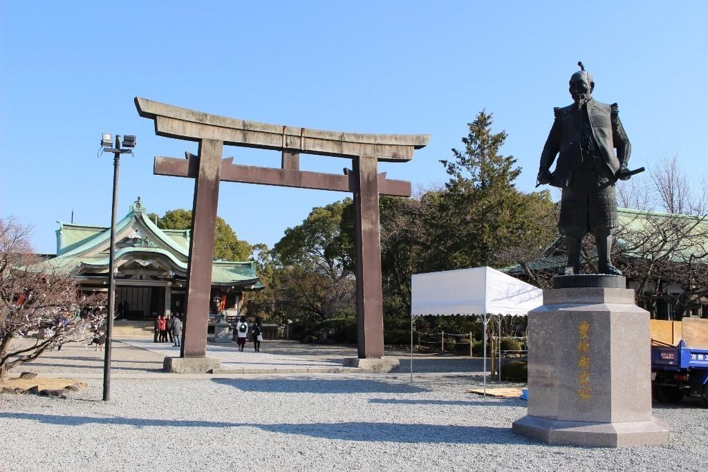 大阪城豐國神社