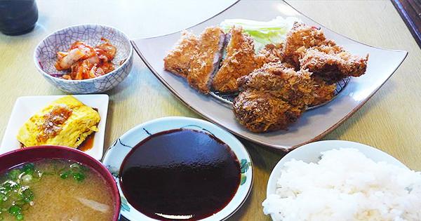 份量和菜單餐點數量都十分驚人的食堂!日本橋『體力回復處 仙豆(体力回復処 仙豆)』