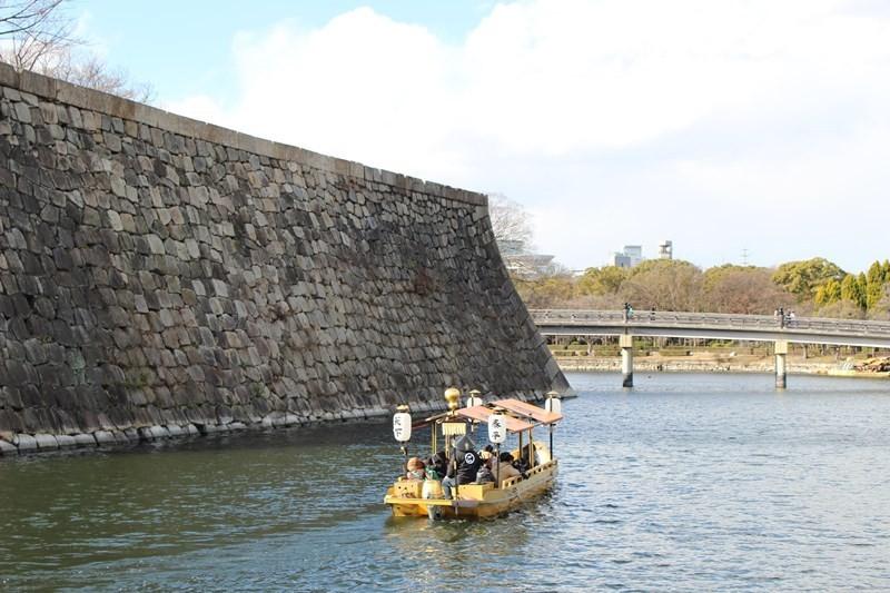 大阪城 御座船