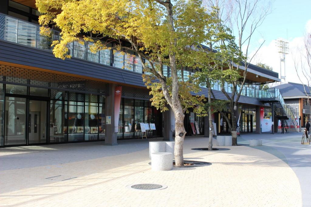 大阪城公園商城JO-TERRACE OSAKA