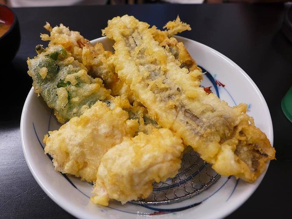 大份量・大滿足! 天婦羅午餐! 西田邊『天婦羅 MATSURIYA(天ぷら まつりや)』