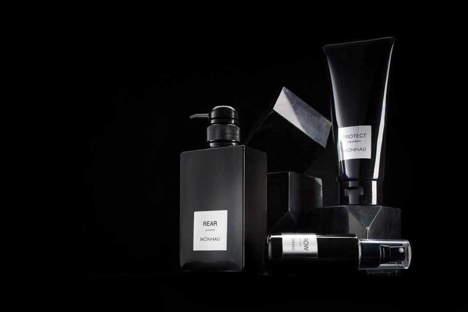 日本製洗髮護髮乳MONNALI Black Series