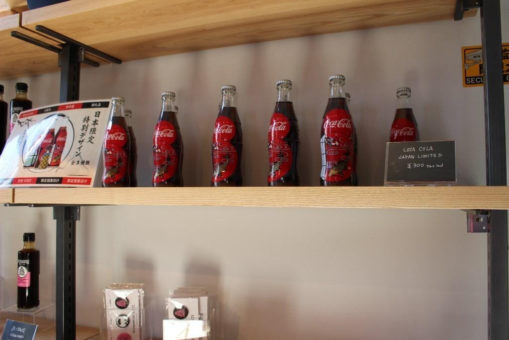 瓶裝設計可口可樂