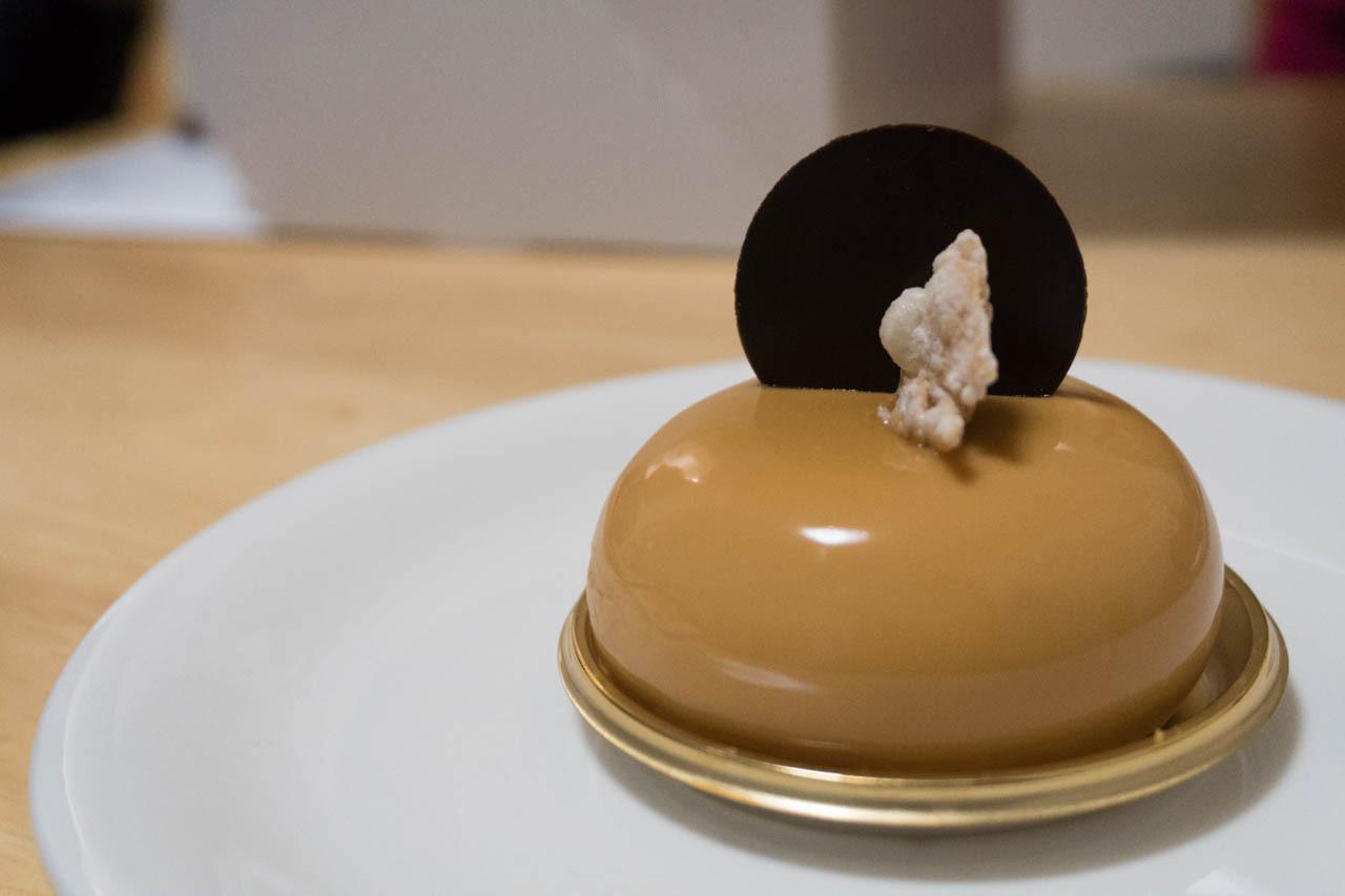 大阪外帶蛋糕店patisserie 23-楓糖巧克力